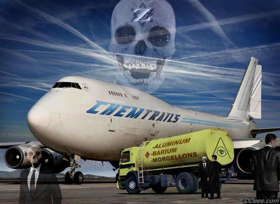 Χημικοί αεροψεκασμοί - Η ειρωνεία και ο χλευασμός των ΜΜΕ